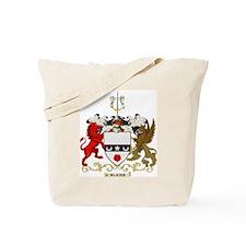 Blaine Clan Tote Bag