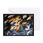 Koi Fish Greeting Cards (Pk of 10)