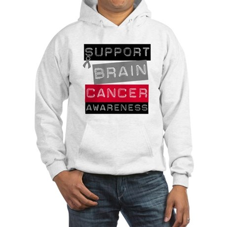 BrainCancerSupport Hooded Sweatshirt