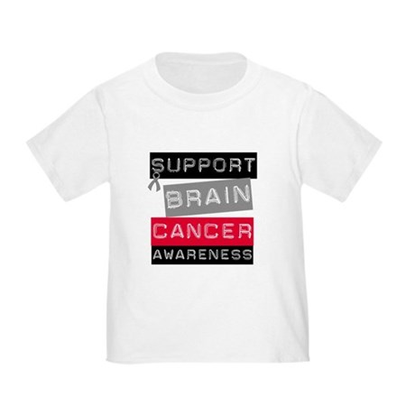BrainCancerSupport Toddler T-Shirt