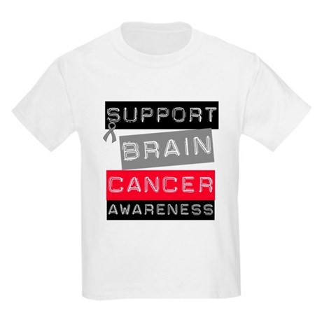BrainCancerSupport Kids Light T-Shirt