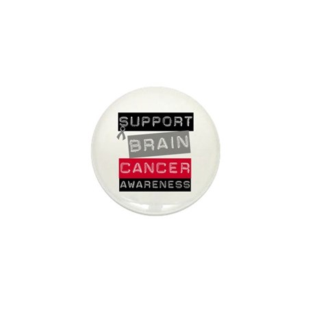 BrainCancerSupport Mini Button