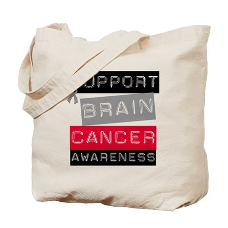 BrainCancerSupport Tote Bag