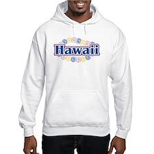 Hawaii - flowers Jumper Hoody