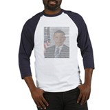 Inauguration Speech Transcrip Baseball Jersey