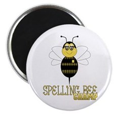 "Spelling Bee Champ 2.25"" Magnet (10 pack)"