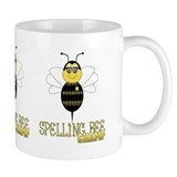 Spelling Bee Champ Small Mug