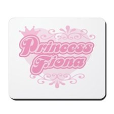 """Princess Fiona"" Mousepad"