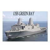 USS Green Bay Postcards (Package of 8)