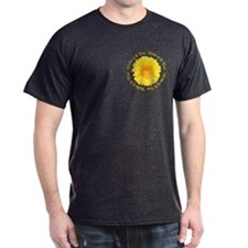 Yellow Daisy Mother of the Bride T-Shirt