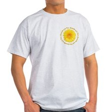 Yellow Daisy Bride's Grandmother T-Shirt