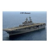 USS Bataan Postcards (Package of 8)