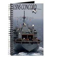 USNS Concord Journal