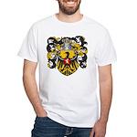 Van Laren Coat of Arms White T-Shirt