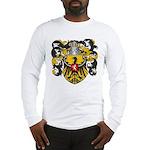 Van Laren Coat of Arms Long Sleeve T-Shirt