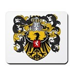 Van Laren Coat of Arms Mousepad