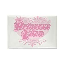 """Princess Eden"" Rectangle Magnet"