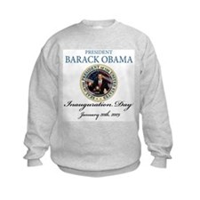 President Obama first black president Sweatshirt