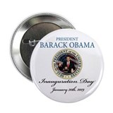"President Obama first black president 2.25"" Button"