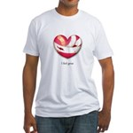 I Feel Great Fitted T-Shirt