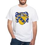 Van Manen Coat of Arms White T-Shirt