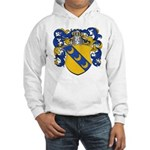Van Manen Coat of Arms Hooded Sweatshirt