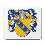 Van Manen Coat of Arms Mousepad