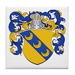 Van Manen Coat of Arms Tile Coaster