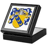 Van Manen Coat of Arms Keepsake Box
