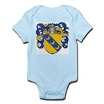 Van Manen Coat of Arms Infant Creeper