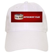 CAT FOOD Baseball Cap
