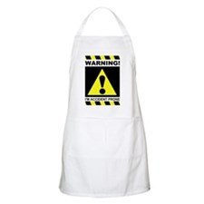 Accident Prone BBQ Apron