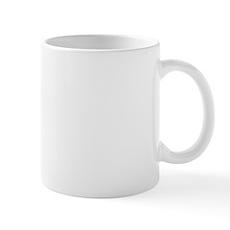 Kiss me under the mistletoe Mug