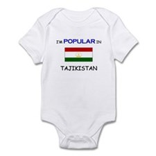 I'm Popular In TAJIKISTAN Infant Bodysuit