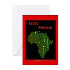 Kwanzaa Greeting Cards (Pk of 10)