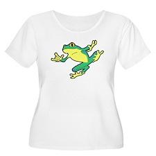 ASL Frog in Flight T-Shirt