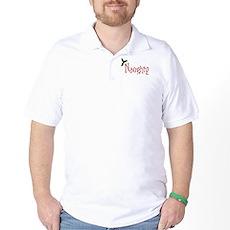 Naughty Golf Shirt