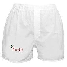 Naughty Boxer Shorts
