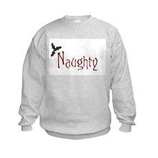 Naughty Kids Sweatshirt