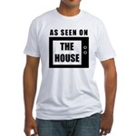 'As Seen On' Fitted T-Shirt