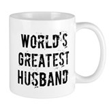 Worlds Greatest Husband Coffee Mug