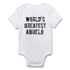 Worlds Greatest Abuelo Infant Bodysuit