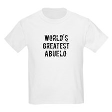 Worlds Greatest Abuelo T-Shirt