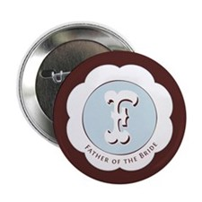 "Market Father of the Bride 2.25"" Button (100 pack)"