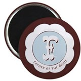 Market Father of the Bride Magnet