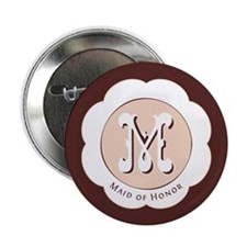 "Market Maid of Honor 2.25"" Button (10 pack)"
