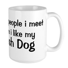 I like my Akbash Dog Mug