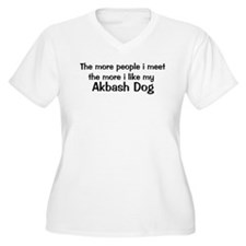 I like my Akbash Dog T-Shirt