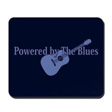 Blues Power Mousepad