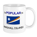 I'm Popular In MARSHALL ISLANDS Mug